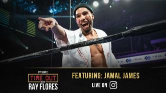Jamal James Reveals the Details of His Next Fight