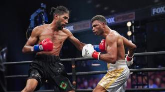 James vs Dulorme- Watch Fight Highlights   August 8, 2020