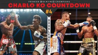 CHARLO DOUBLEHEADER KO Countdown | 4 Days To Go