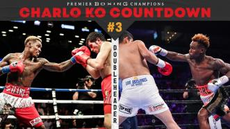 CHARLO DOUBLEHEADER KO Countdown | 3 Days To Go