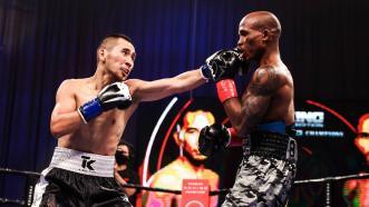 Nyambayar vs Breedy - Watch Fight Highlights | September 19, 2020
