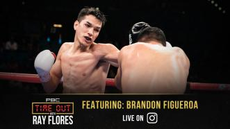 Brandon Figueroa is Ready for the Big Time Fights