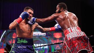 Broner vs Santiago - Watch Fight Highlights | February 20, 2021