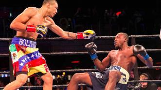 Jackson vs Uzcategui highlights: October 6, 2015