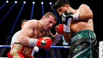 Zlaticanin vs Garcia Full Fight: Jan. 28, 2017 - PBC on Showtime