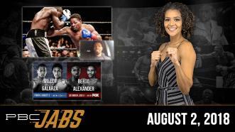 PBC Jabs: August 2, 2018