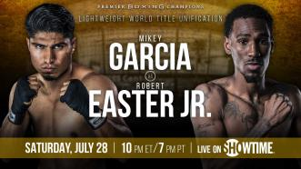 Garcia vs Easter Preview: July 28, 2018