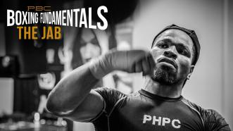 PBC Boxing Fundamentals: The Jab