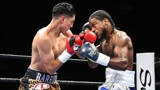 Barrios vs Nelson Highlights: September 19, 2017