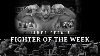 Fighter Of The Week: James DeGale