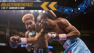 Blast from the Past: Harrison vs Hurd