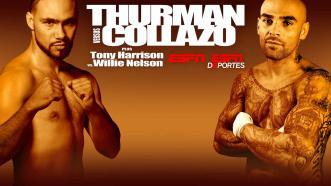 Thurman vs Collazo, Harrison vs Nelson preview: July 11, 2015