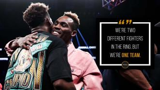 Jermell Charlo opens up about his relationship with his twin brother Jermall
