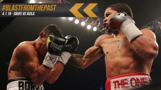 Blast From The Past: Davis vs Avila - April 1, 2016