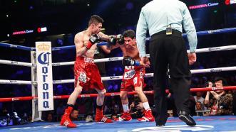 Ceja vs Ruiz Full Fight: Feb 27, 2016 - PBC on Showtime