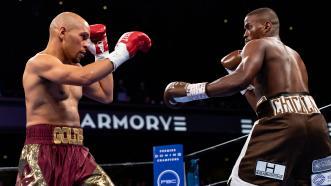 Quillin vs Truax - Watch Fight Highlights | April 13, 2019