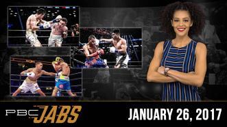 PBC Jabs: January 26, 2017