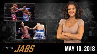 PBC Jabs: May 10, 2018