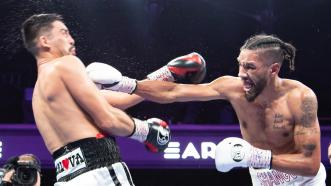 James vs DeMarco - Watch Full Fight   July 13, 2019