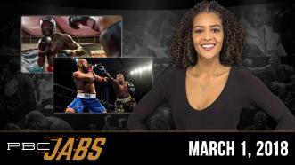 PBC Jabs: March 1, 2018