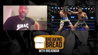 Breaking Bread with Breadman: Errol Spence Jr.