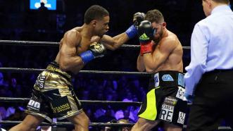 Spence Jr. vs Algieri highlights: April 16, 2016