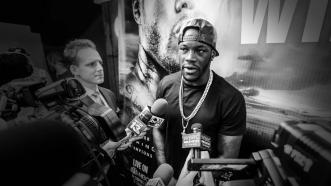 Deontay Wilder tells his side of the story