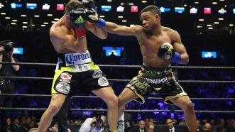 Spence vs Algieri full fight: April 16, 2016