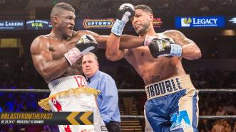 Blast From The Past: Dominic Breazeale stops Izu Ugonoh in knockout-filled brawl