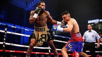 Broner vs Granados Full Fight: Feb. 18, 2017 - PBC on Showtime