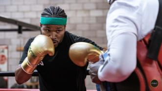 "It's always ""Showtime"" for Shawn Porter"