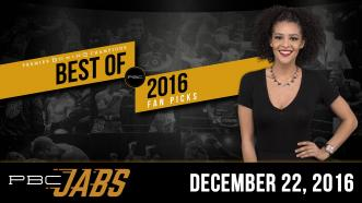 PBC Jabs: December 22, 2016