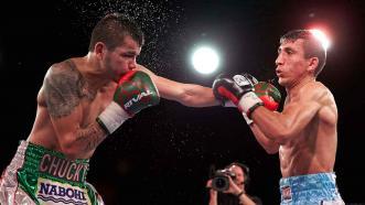 Flores vs Cusolito highlights: September 22, 2015