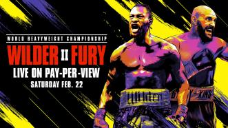Wilder vs Fury 2 Preview: February 22, 2019 - Live on PPV