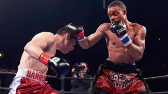 Spence vs Barrera highlights: November 28, 2015