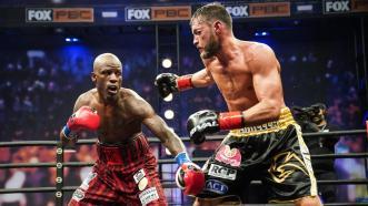 Harrison vs Perrella - Watch Fight Highlights   April 17, 2021