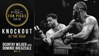 Best of PBC 2019: Knockout of the Year
