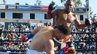 Rodriguez vs Williams Jr. full fight: April 30, 2016