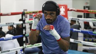 J'Leon Love talks Peter Quillin, Detroit and his upcoming fight