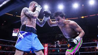 Figueroa Jr. vs Burns, Kameda vs McDonnell highlights: May 9, 2015