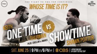 Thurman vs Porter preview: June 25, 2016