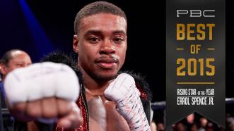 PBC Best of 2015: Top Rising Star - Errol Spence Jr.