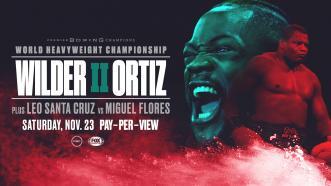 Wilder vs Ortiz 2 PREVIEW: November 23, 2019 - PBC on FOX PPV