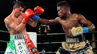 Lubin vs De Jesus Macias Full Fight: January 31, 2016 - PBC on Bounce