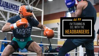 Shawn Porter adds new weapons to his training arsenal
