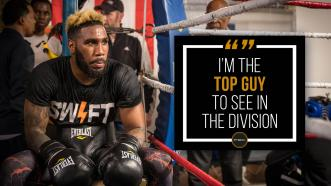 Jarrett Hurd predicts stoppage victory over Julian Williams on May 11th