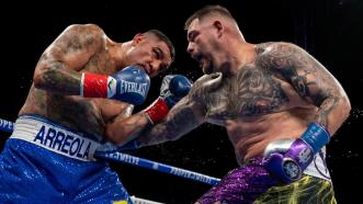 Ruiz  vs Arreola - Watch Fight Highlights   May 1, 2021