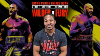 """Showtime"" Shawn Porter breaks down Wilder vs Fury 2"