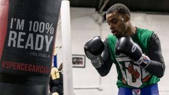 Spence hopes beating Garcia will rank him top pound for pound