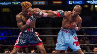 Harrison vs Hurd Full Fight: February 25, 2017 - PBC on Fox